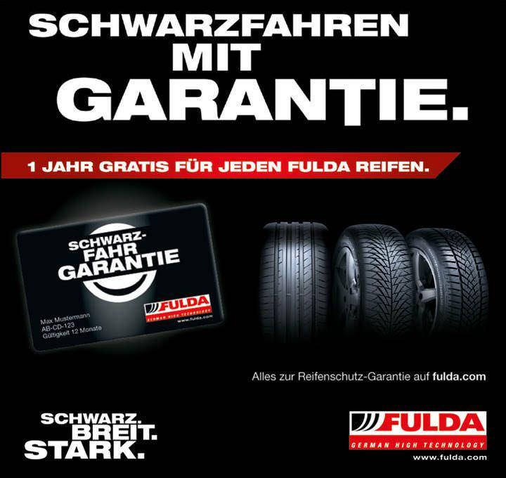 Fulda - Schwarzfahren mit Garantie
