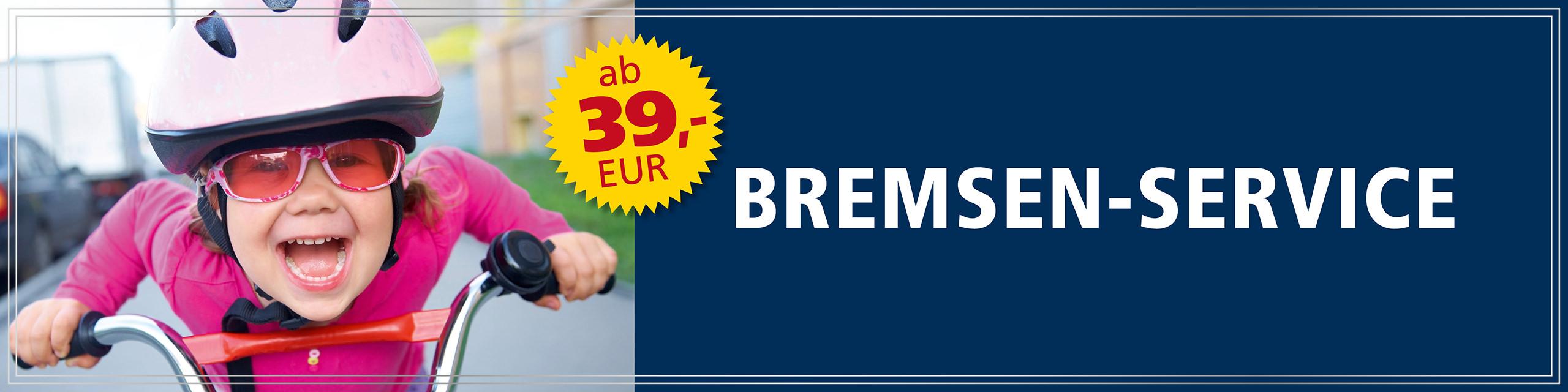 Bremsen-Service ab 39,- €